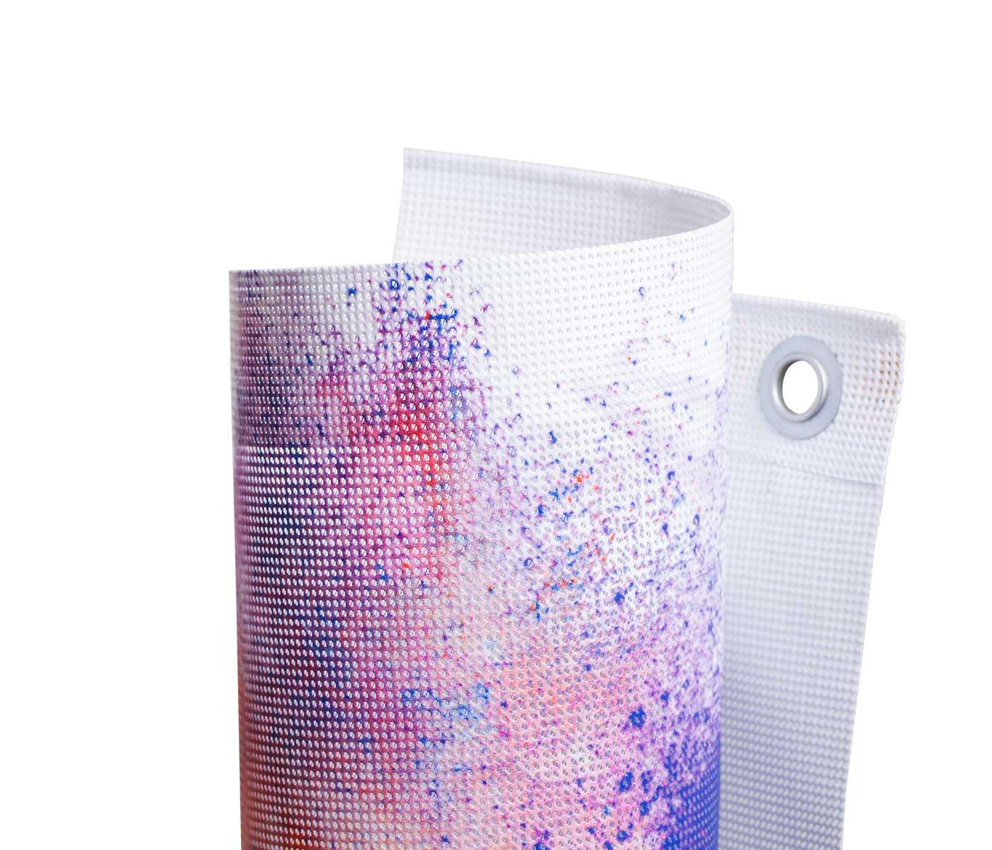 Produktbild Detailaufnahme PVC Mesh Material